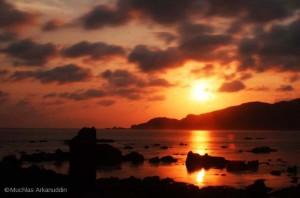 sunset_kute_lombok-watermark